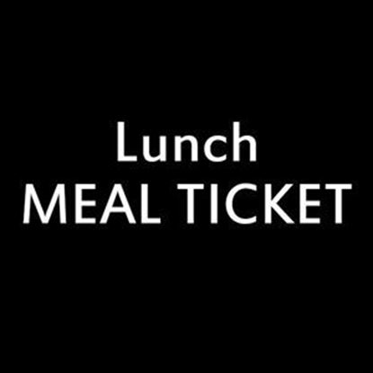 Lunch Dining Meal Ticket